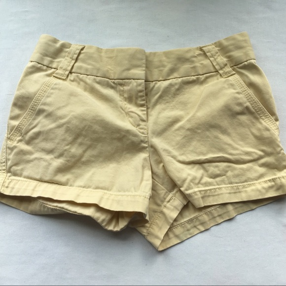 "J. Crew Pants - J.Crew Classic Twill 3"" Chino City Fit Shorts-0"